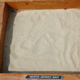 White Jersey Bar (Masons) Sand